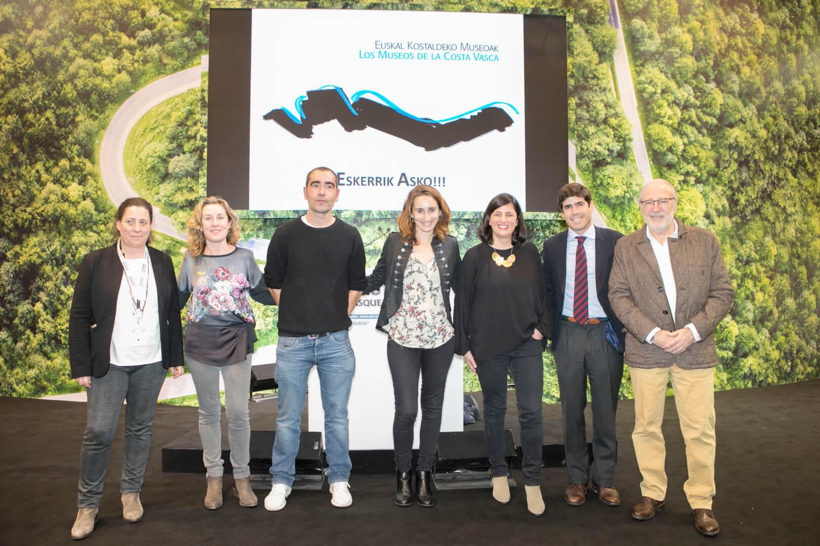 LA RED DE MUSEOS DE LA COSTA VASCA HA PRESENTADO SU PROGRAMA PARA EL 2019